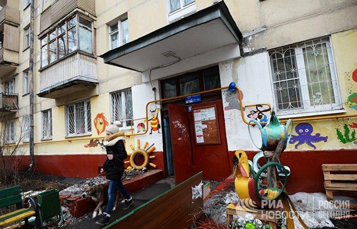 Программа реновации пятиэтажек возникла по настойчивому желанию москвичей? 40857410