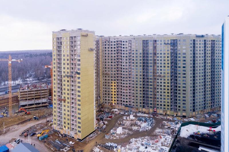 """Первый проект ГК """"Эталон"""" (""""Эталон-Инвест"""") в Москве - ЖК """"Эталон-Сити"""" Vs8ht010"""