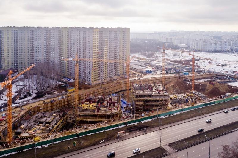 """Первый проект ГК """"Эталон"""" (""""Эталон-Инвест"""") в Москве - ЖК """"Эталон-Сити"""" Zy7d0n10"""