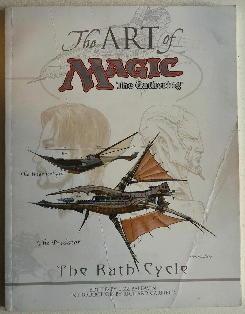 ARTBOOKS MTG Artboo11