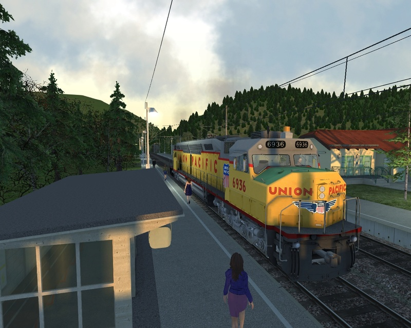 Como instalar uma locomotiva no train simulator 2014 ? Screen11