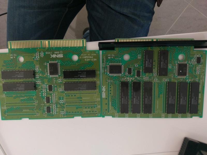 Waku Waku 7 PCB AES Imag2510