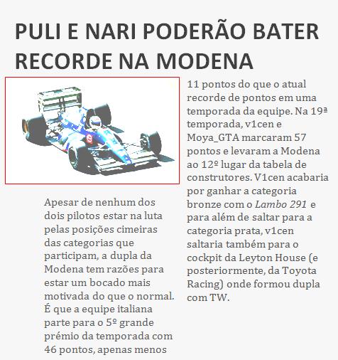 THE FERRARI NEWS #1 Modena11