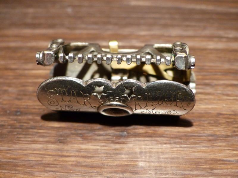 """Kampfe Bros - 1902 - USA - Star - Modèle HR-14A - """"The Genuine"""" P1010812"""