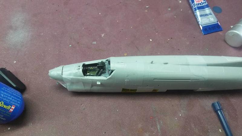 Hobby Boss A-7P Corsair II - 1/72 14199711