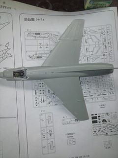 Hobby Boss A-7P Corsair II - 1/72 15895310