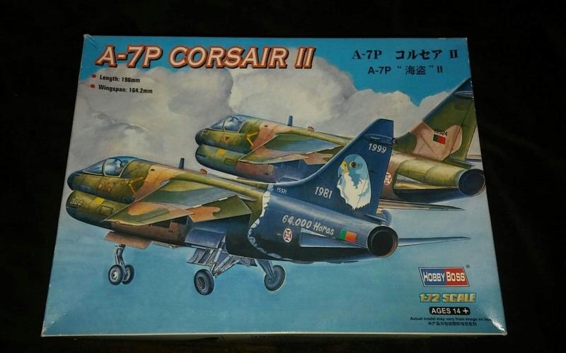 Hobby Boss A-7P Corsair II - 1/72 Img-2010