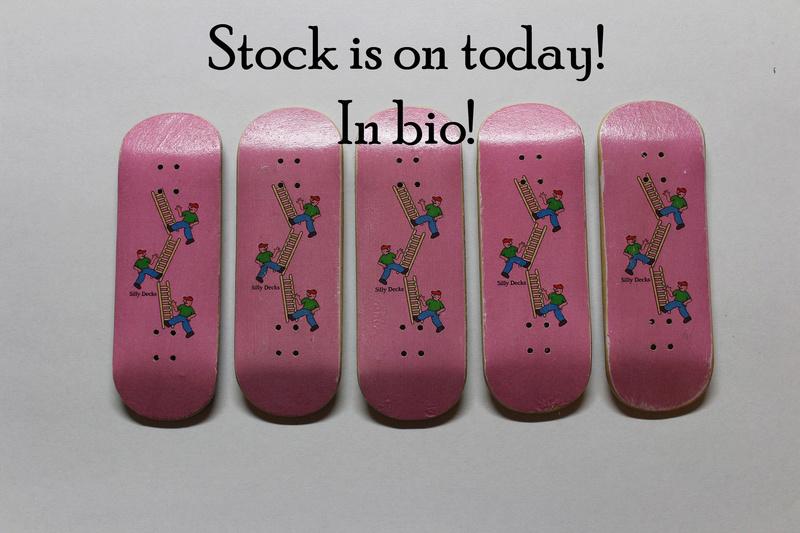 Silly Decks  Stock10