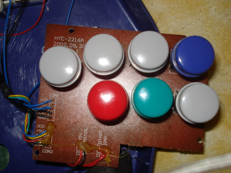 stick arcade de game cube no oficial se puede modificar? Bonton10