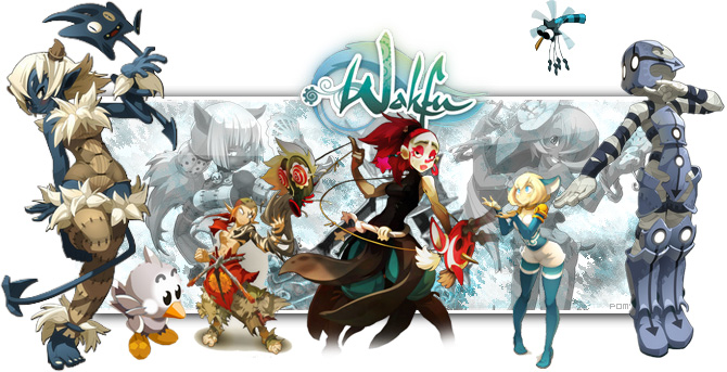 Master Raiders sur Wakfu // En construction \\ under construction //