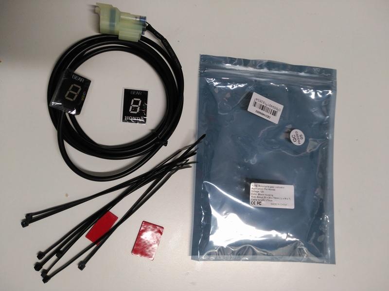 Indicador Marcha Engranada CB500x 2013 a 2016 Plug & Play China Cost - Página 3 Img_2016