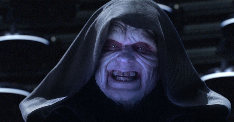 Who is your most hated character in Star Wars? Palpat10