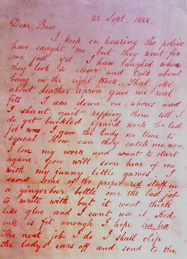 Jack the Ripper Bill110