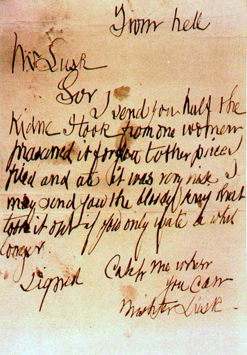 Jack the Ripper Jackfr10