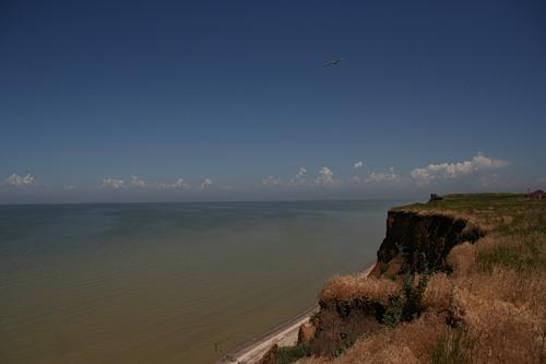 Продам дом с земельным участком на берегу Азовского моря 0_674810