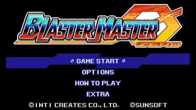 Blaster Master Zero 17157510