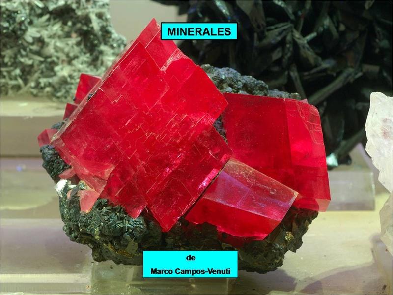 XXX Exposición-Bolsa Internacional Minerales, Fósiles y Gemas 2017 - MINERALIA SEVILLA Imagen15