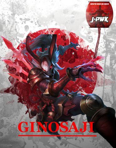 Nuevas cards oficales Ginosa10