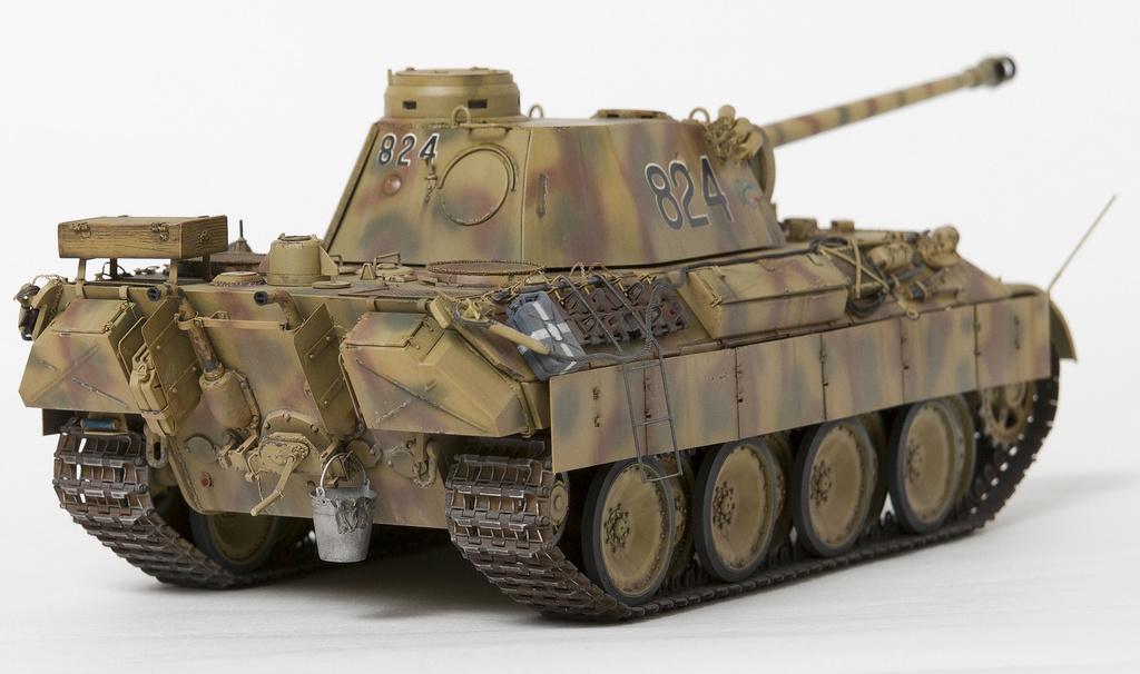 Немецкий средний танк ПАНТЕРА Dsc04819
