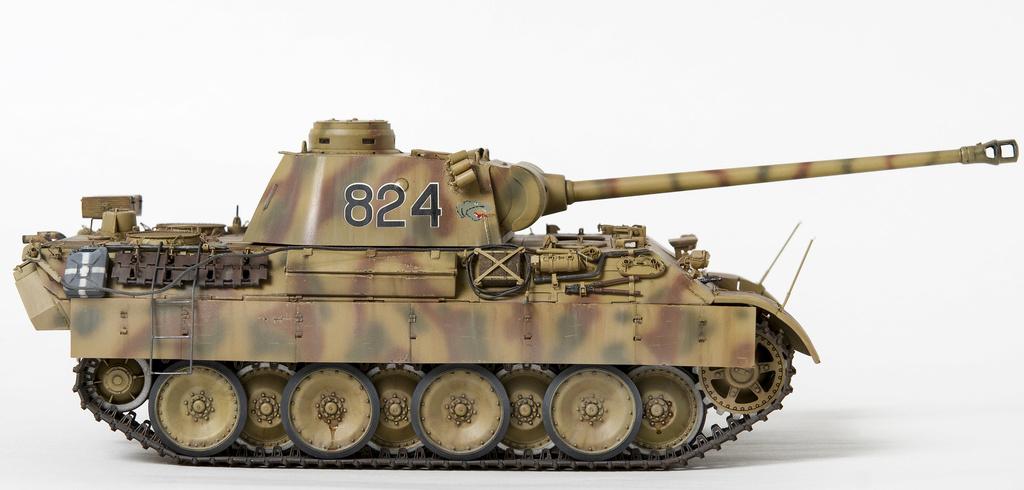 Немецкий средний танк ПАНТЕРА Dsc04821