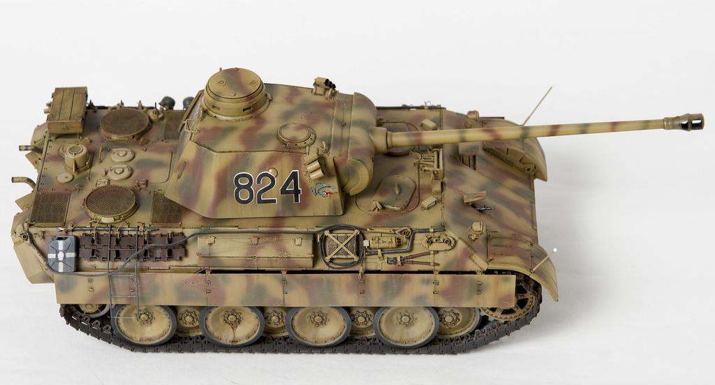Немецкий средний танк ПАНТЕРА Dsc04824