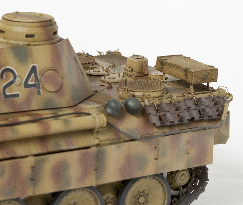Немецкий средний танк ПАНТЕРА Dsc04825