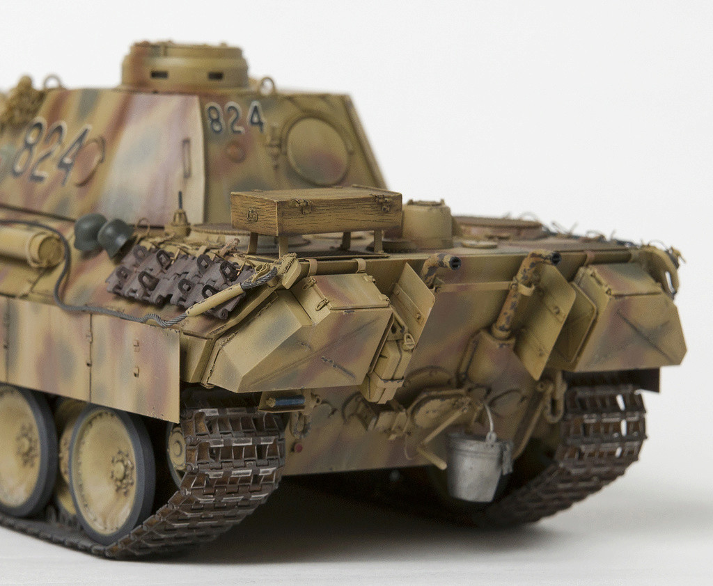 Немецкий средний танк ПАНТЕРА Dsc04921