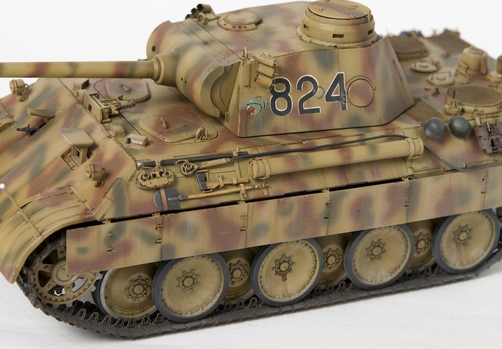 Немецкий средний танк ПАНТЕРА Dsc04923