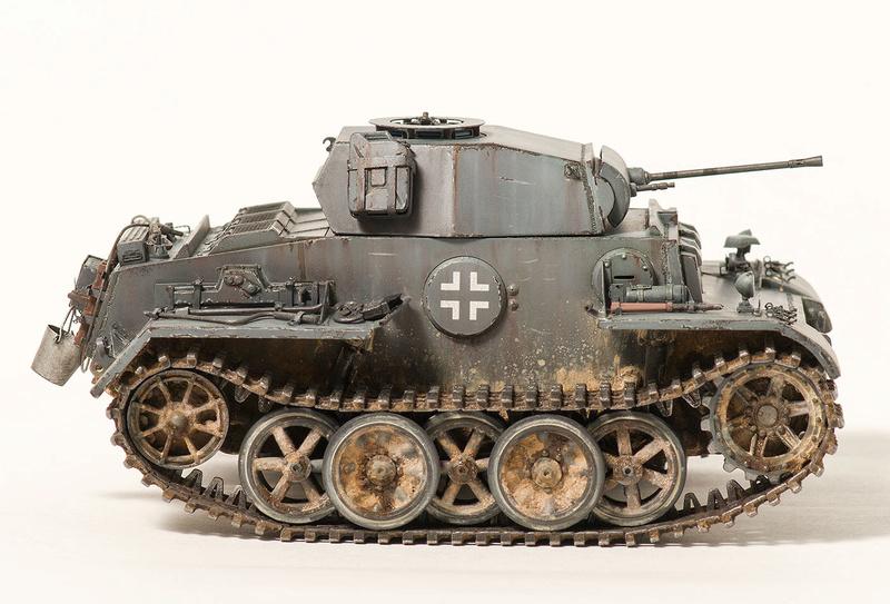Pzkpfw.II Ausf.J  Dsc05019