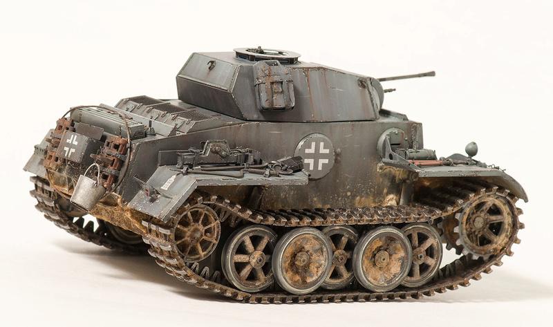 Pzkpfw.II Ausf.J  Dsc05020