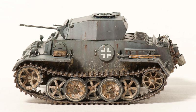 Pzkpfw.II Ausf.J  Dsc05022