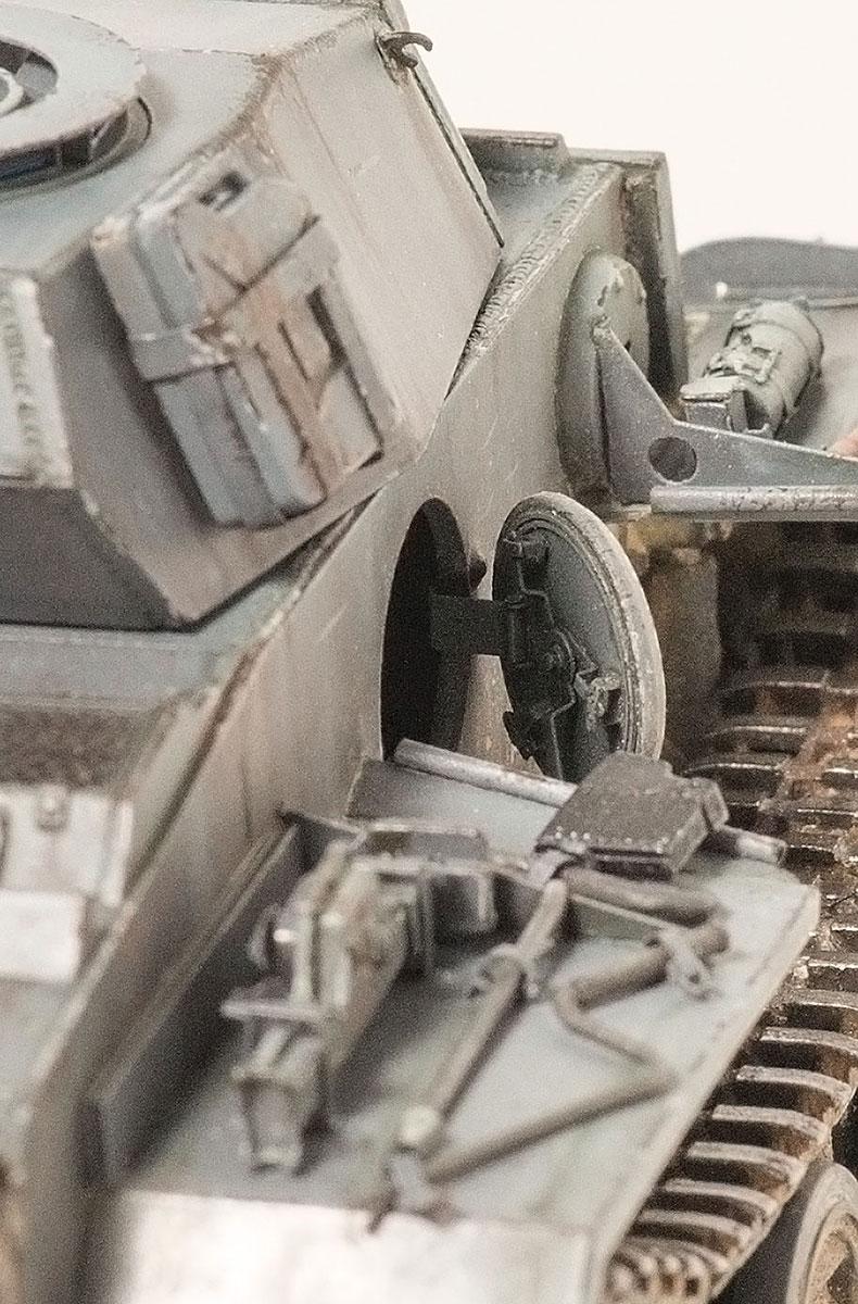Pzkpfw.II Ausf.J  Dsc05024