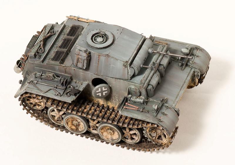 Pzkpfw.II Ausf.J  Dsc05025