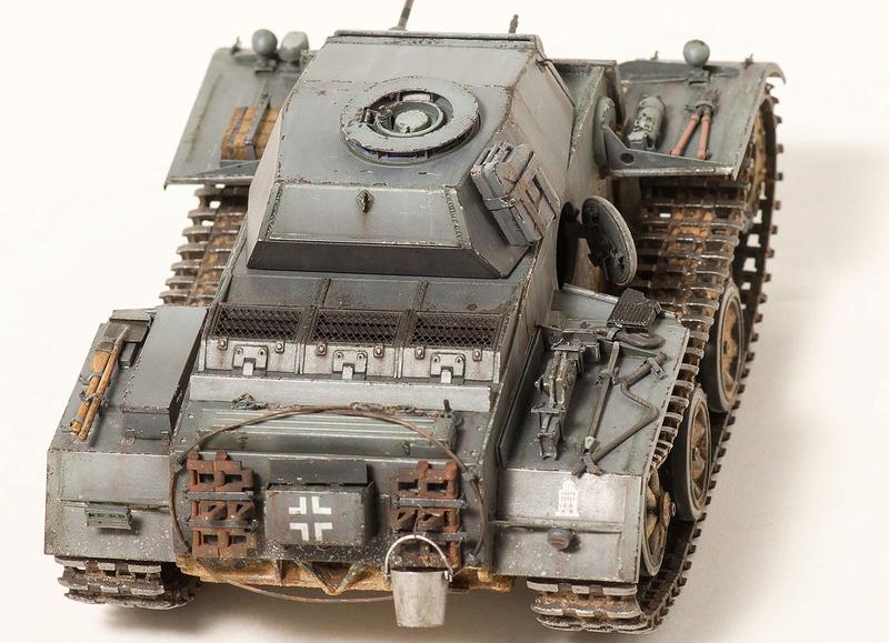 Pzkpfw.II Ausf.J  Dsc05026