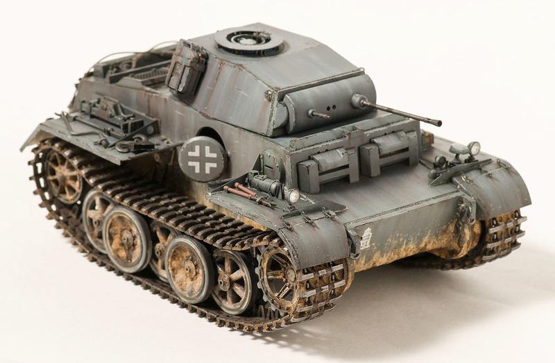 Pzkpfw.II Ausf.J  Dsc05027