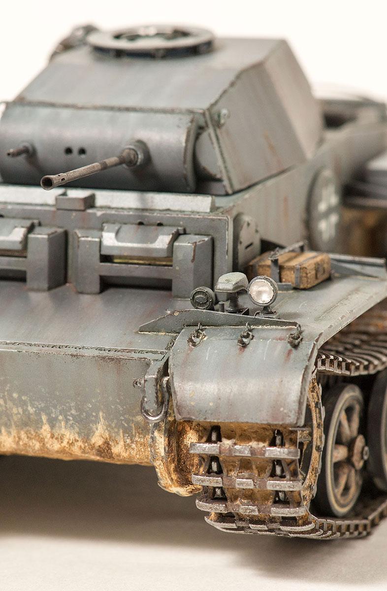 Pzkpfw.II Ausf.J  Dsc05116