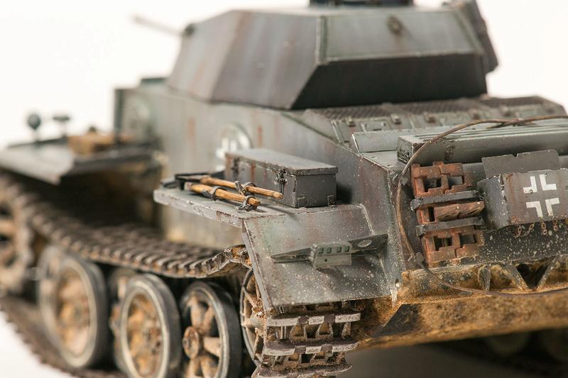 Pzkpfw.II Ausf.J  Dsc05117