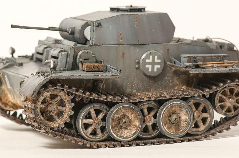 Pzkpfw.II Ausf.J  Dsc05119