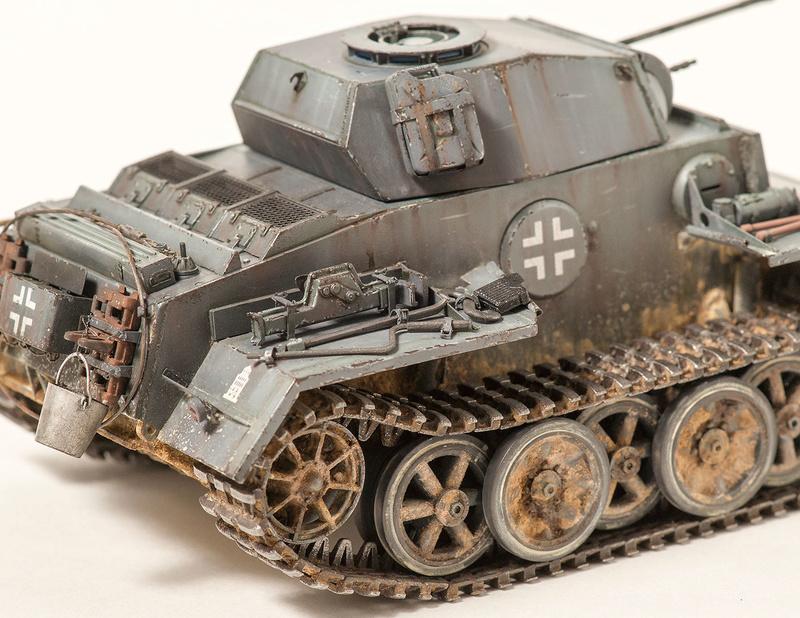 Pzkpfw.II Ausf.J  Dsc05121