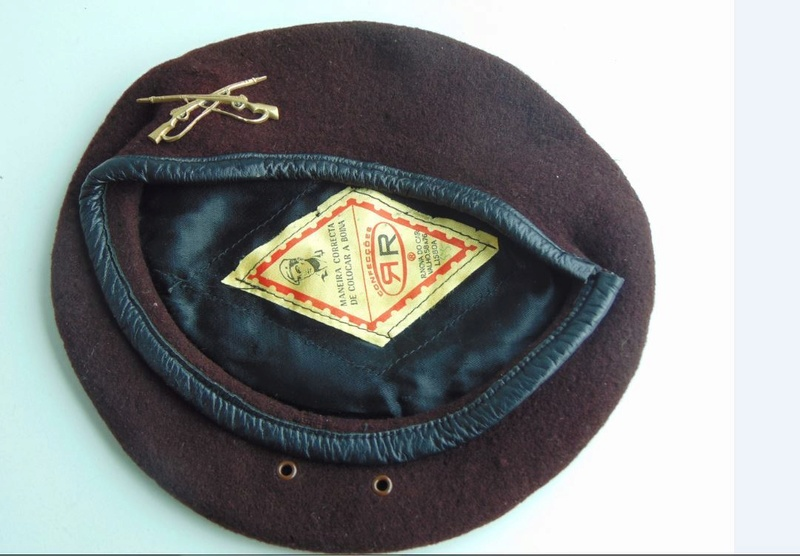 Help with this Commando Beret. _57_216