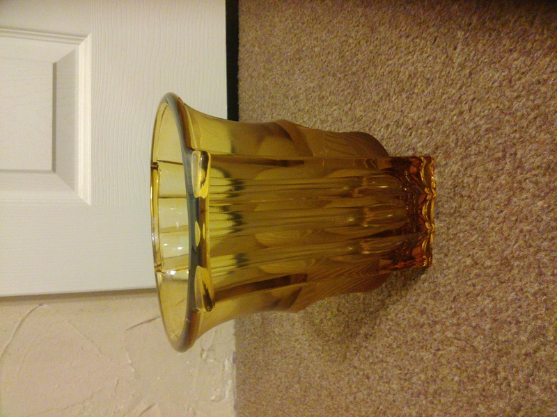 Walther glass vase? 14894324