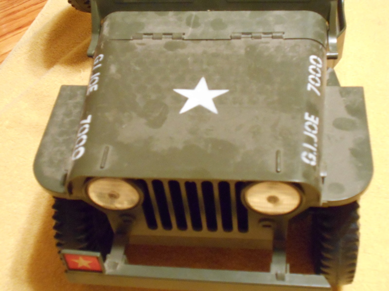 Clean-Up And Restoration Of My Aquirred 5 Star Jeep Combat14