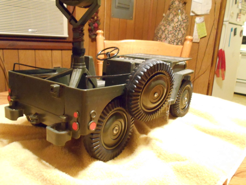 Clean-Up And Restoration Of My Aquirred 5 Star Jeep Combat15