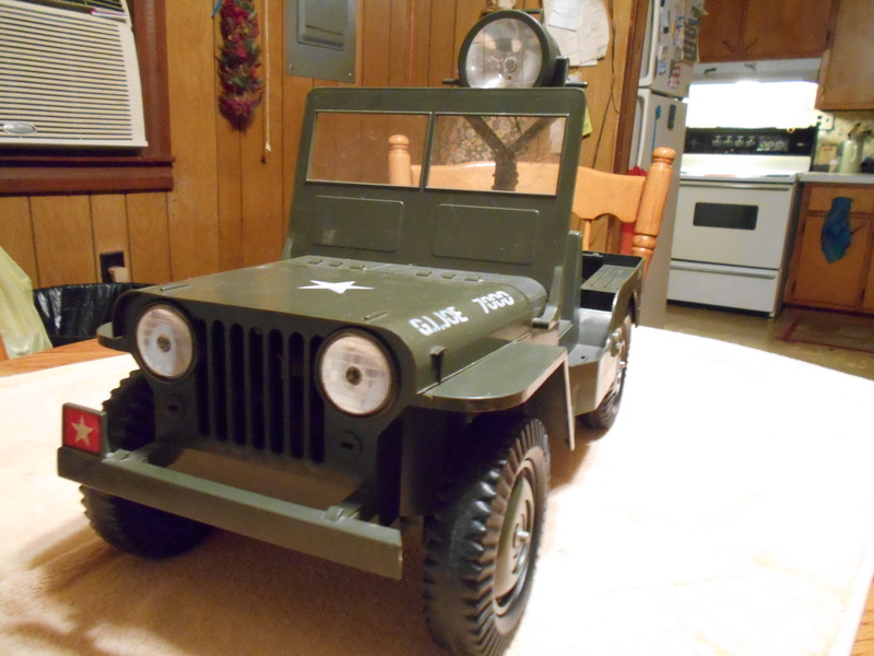 Clean-Up And Restoration Of My Aquirred 5 Star Jeep Jeep_a10