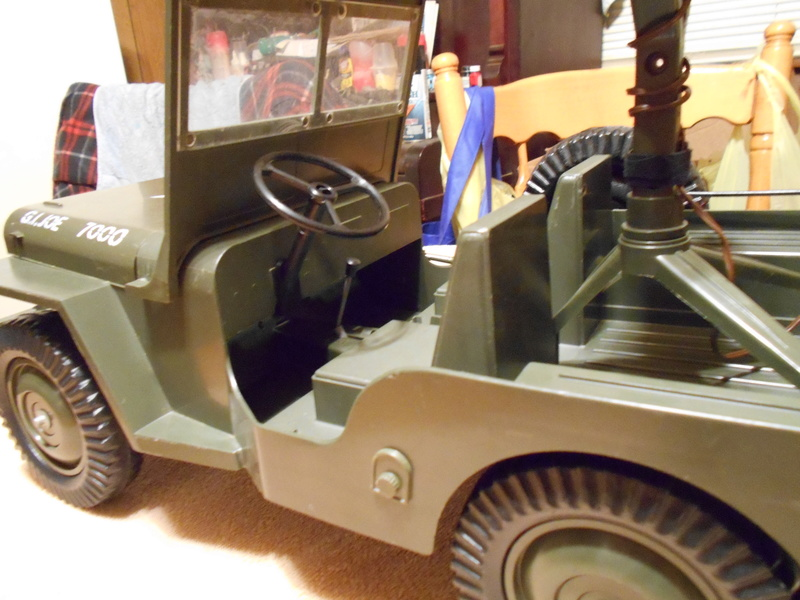 Clean-Up And Restoration Of My Aquirred 5 Star Jeep Jeep_a12