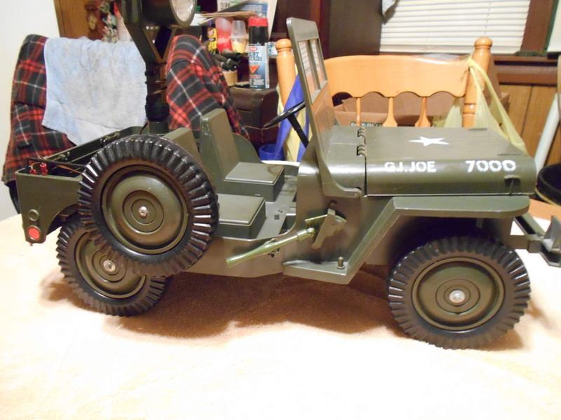 Clean-Up And Restoration Of My Aquirred 5 Star Jeep Jeep_a15