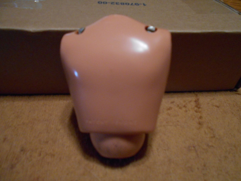 Replacing My Non-Working Vintage Talking Commander Torso With A Working One Pix_f131