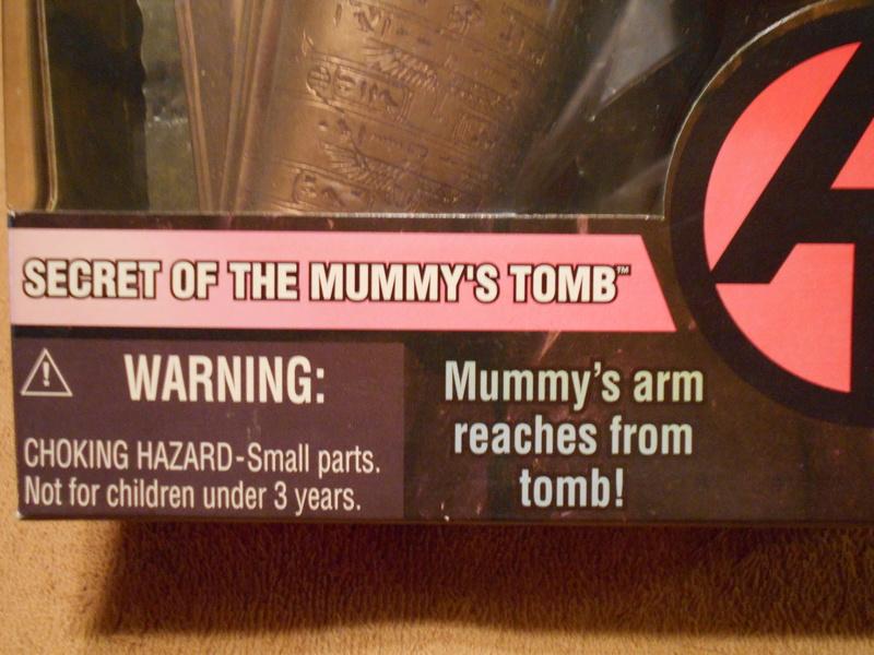 2001 GIjOE ADVENTURE TEAM: SECRET OF THE MUMMY'S TOMB Pix_fo88