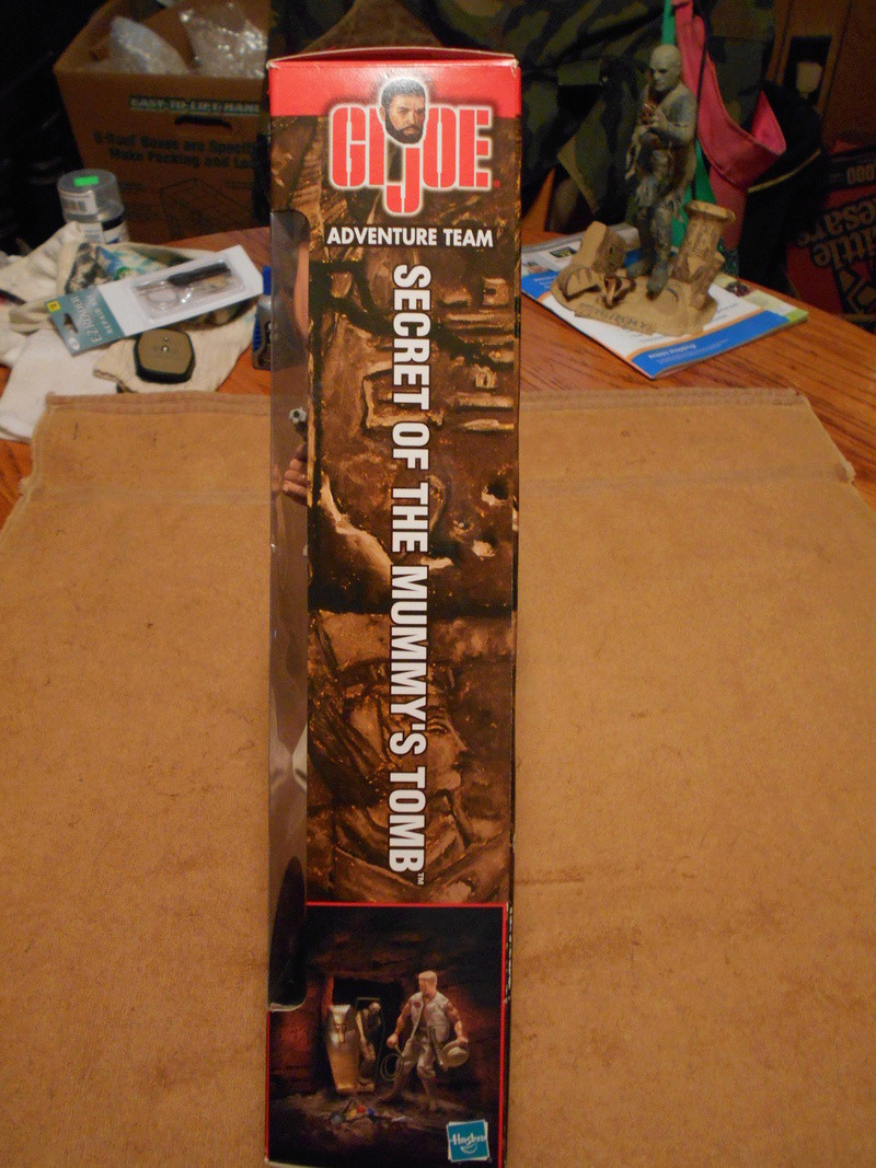 2001 GIjOE ADVENTURE TEAM: SECRET OF THE MUMMY'S TOMB Pix_fo92
