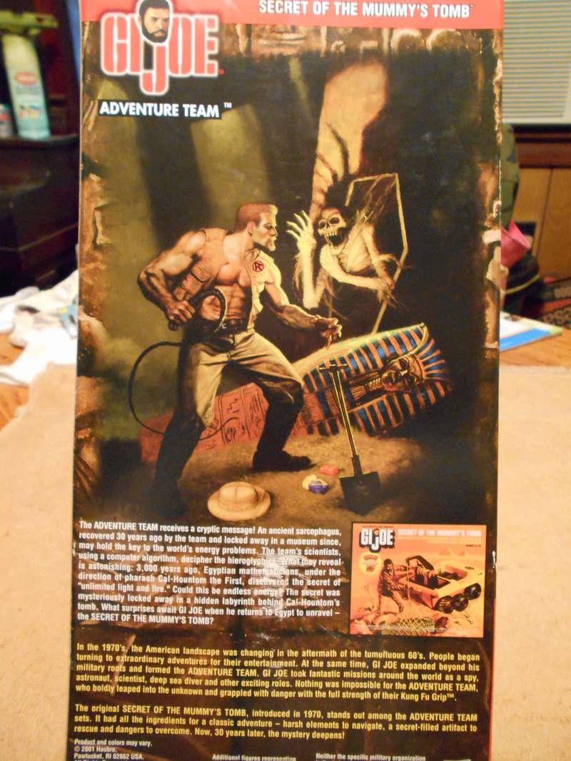2001 GIjOE ADVENTURE TEAM: SECRET OF THE MUMMY'S TOMB Pix_fo93